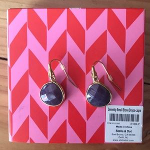 2309b32ab7a47 Stella & Dot Jewelry | Bianca Gold Earrings With Detachable Piece ...